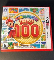 Mario Party [ The Top 100 ] (3DS) NEW