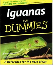 Iguanas For Dummies by Melissa  Kaplan-pb-BUY ANY 4 BOOKS TO GET FREE SHIPPING