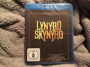 Lynyrd skynyrd- Live in Atlantic City [Bluray] [DVD]