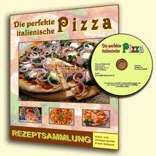 Das Geheimnis der perfekten italienischen Pizza -CD-ROM