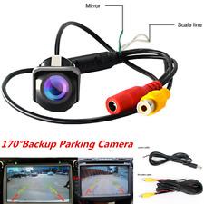 Waterproof 170° 600 TVL Car Rear Side Front Mirror Backup Parking HD CCD Camera