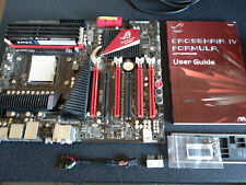 ASUS Crosshair IV Formula, Socket AM3, AMD Motherboard + 12GB DDR3 Corsair RAM