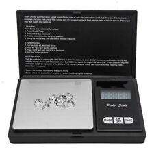 Mini balanza electrónica de la joyería del oro del bolsillo digital 0.01G-300G