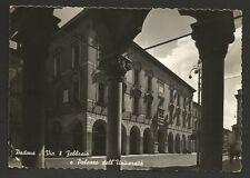 AD6614 Padova - Città - Via 8 Febbraio e Palazzo dell'Università
