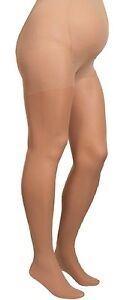 Graduated Compression Maternity Tights/Pantyhose Therapeutic Ultrasheer10-18mmHg