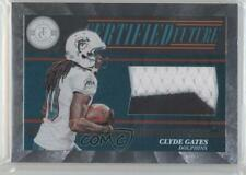 2011 Panini Totally Certified Future Materials Prime /49 Clyde Gates #23 Rookie