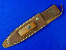 US RANDALL Made Error Leather Sheath Scabbard Holster for Fighting Knife