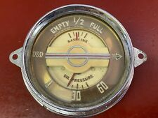 1940 1941 1942 1946 1947 BUICK INSTRUMENT CLUSTER FUEL GAS OIL