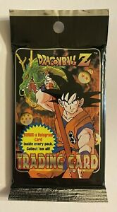 Dragonball Z Cards - Series 1 Booster Pack (1996) DBZ Trading - 1ST GEN - SEALED