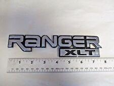 1996-2005 Ford Ranger XLT Fender Emblem OEM F67B16B114BA (#3)