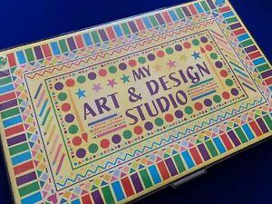 My Art and Design Studio Craft Box Set/Case