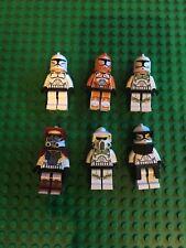 Lego Star Wars Clone Troopers * Genuine Lego *