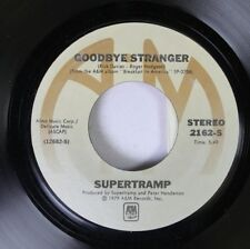 Rock 45 Supertramp - Goodbye Stranger / Even In The Quietest Moments On Am