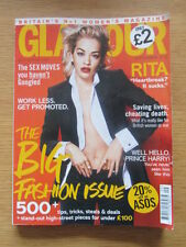 September Glamour Magazines in English