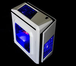 Q170 Custom Build PC (Core-i5 3.20GHz, 16GB RAM, 250GB SSD, GT1030, Win10 Pro)