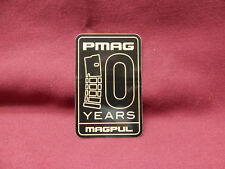 MAGPUL 10 YEARS TACTICAL GEAR HUNTING GUN STICKER DECAL