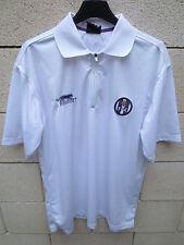 Polo Maillot TOULOUSE TéFéCé Airness shirt blanc XL