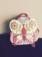 Oilily Girls Butterfly Backpack HTF