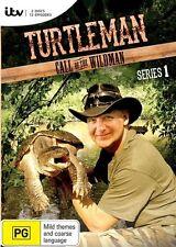 Turtle Man : Series 1 /season 1 (DVD, 2013, 2-Disc Set) BRAND NEW FACTORY SEALED
