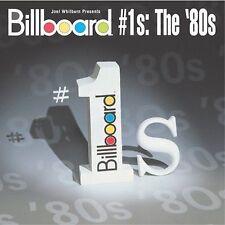 Billboard #1's: The 80's Joel Whitburn Presents  (CD-RHINO) QUEEN, B-52'S, RUSH