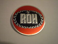 ROH Mag Wheel Cap Sticker.35mm dia.Falcon GT, Monaro,Torana,Valiant Charger Mini