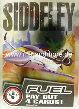 Cars 2 TCG - Siddeley - Foil