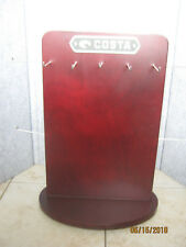 Costa Del Mar Sunglasses Advertising Tabletop Display Rack Rotate Turnable NEAT!