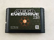 New Mega Everdrive X5 for Sega Genesis (Official) Mega Drive US Seller