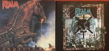Realm- Endless War, Suiciety (2 CD Lot) Intruder, Toxik, Vektor, Indestroy, Dio