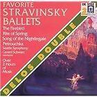 Igor Stravinsky - Favorite Ballets (2 x CD)(Firebird/Rite of Spring/Petrouchka)