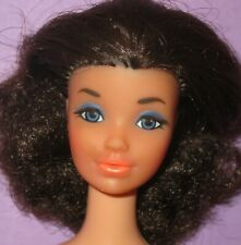 Barbie Walk Lively Miss America PJ Steffie Whitney Face Vintage Doll OOAK Play