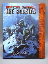 Werewolf The Forsaken Hunting Ground: The Rockies RPG Roleplaying Game WW30200