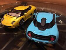 1/18 LookSmart Lamborghini 5-95 Zagato Yellow Or Blue - No Autoart MR Kyosho SV