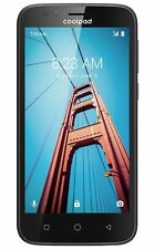 T-Mobile Android 4G LTE Coolpad Defiant 3632A Smartphone 5MP main and 2MP selfie