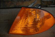 1999-01 BMW 325i Left Front Lamp Park Lamp Turn Signal Sedan 1315106140