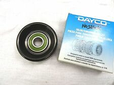 Chevy GMC Cadi Ford Lincoln No Slack Belt Tensioner Pulley Dayco 89006