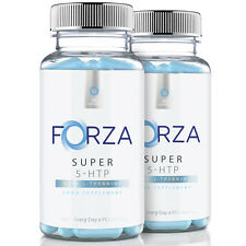 Forza Super 5-htp 200mg-stato d'animo & Sleep Enhancer - 180 Capsule