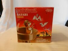 Habitrail Safari Tower Add-On from Living World for Hamsters #62197 BN