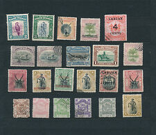 North Borneo Labuan stamp collection mint and used