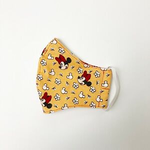 DISNEY MINNIE MOUSE Kids Handmade Cloth Face Mask Protection Cover