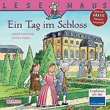 LESEMAUS, Band 33: Ein Tag im Schloss von Holtei, Christa | Buch | Zustand gut