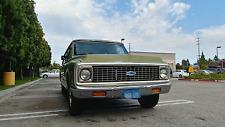 1972 Chevrolet Suburban Deluxe