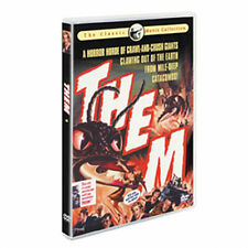 THEM ! (1954) James Whitmore, Edmund Gwenn DVD *NEW