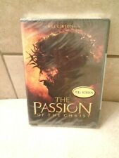 the passion of the christ dvd sealed