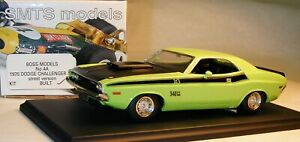 1/43 BOSS 4A 1970 DODGE CHALLENGER BY SMTS