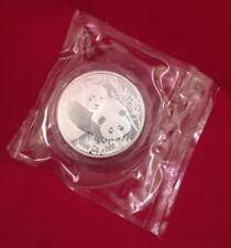 2012 China Singapore International Coin Fair UNC Five Ounce Silver Coin