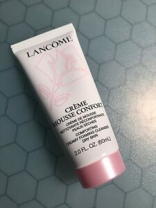 Lancôme CREME MOUSSE CONFORT  2.0oz/ 60ml Foaming Cleanser for Dry Skin New