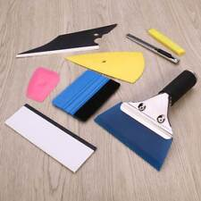 8in1 Car Window Film Tinting & Wrapping Installation Tools Kit Contour Squeegee