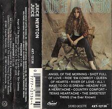 Juice Newton - Juice (Cassette 1981 Capitol) Rare 4XT-12136 (US) Version