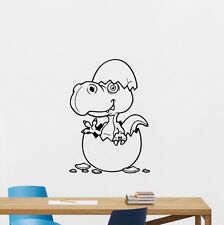 Dinosaur Wall Decal Baby Kids Vinyl Sticker Home Nursery Decor Art Poster 128hor